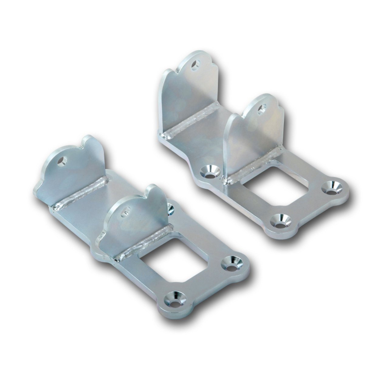 HOOKER MOTOR MOUNTS 1975-81 2nd-Gen GM F-body LS-Swap Engine Mount Brackets