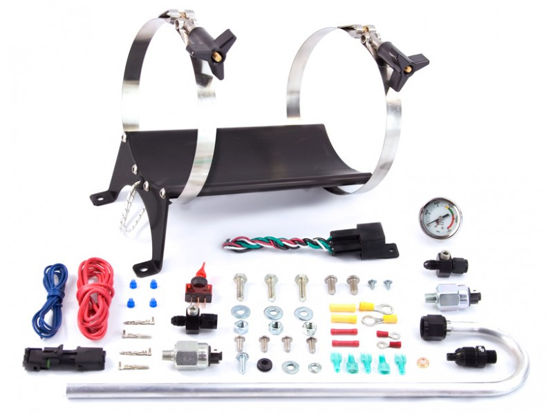 Nitrous Outlet Stage 1 Accessory Package