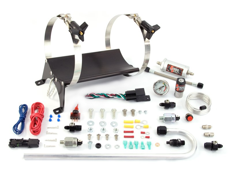 Nitrous Outlet Stage 3 Accessory Package