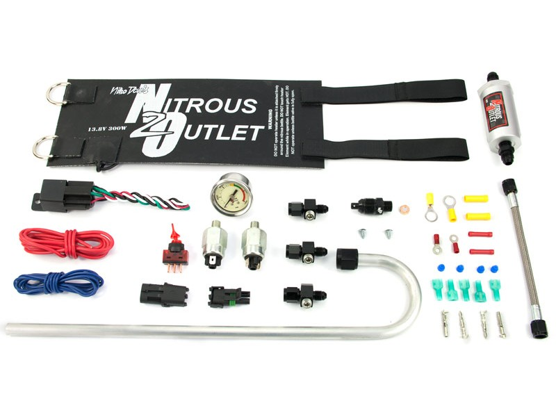 X-Series Stage 2 Accessory Package For 4AN Systems