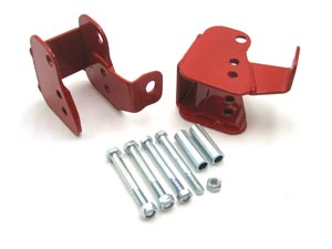 UMI 82-02 F-Body LCA Relocation Brackets - Bolt In