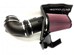 ROTO-FAB 2016-19 CAMARO SS HEARTBEAT OR WHIPPLE S/C BIG GULP® AIR INTAKE SYSTEM W/OILED FILTER